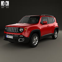 jeep renegade latitude model