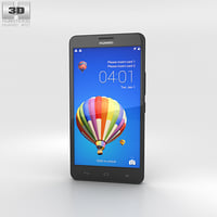 huawei honor 3x 3D model