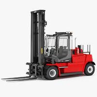 kalmar dcg50-90 forklift truck 3D