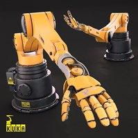 Kuka Hand Robot HW