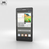 huawei ascend g700 3D model