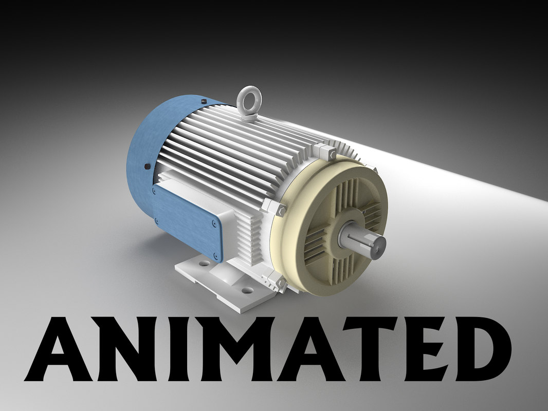3D electric engine