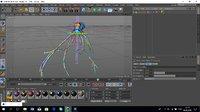 animated octopus