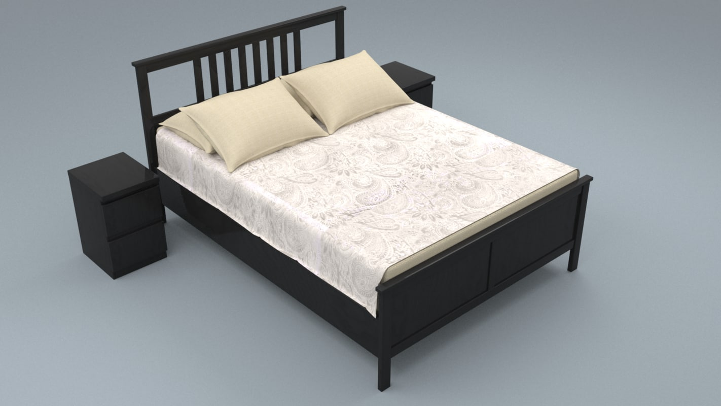 ikea bed furniture model