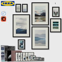 IKEA Pictures - Knoppang & Kopparfall