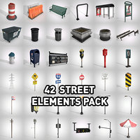42 Street Elements Pack