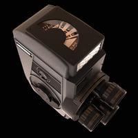cam camera 3D model