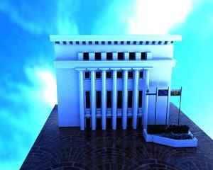 3D capital model
