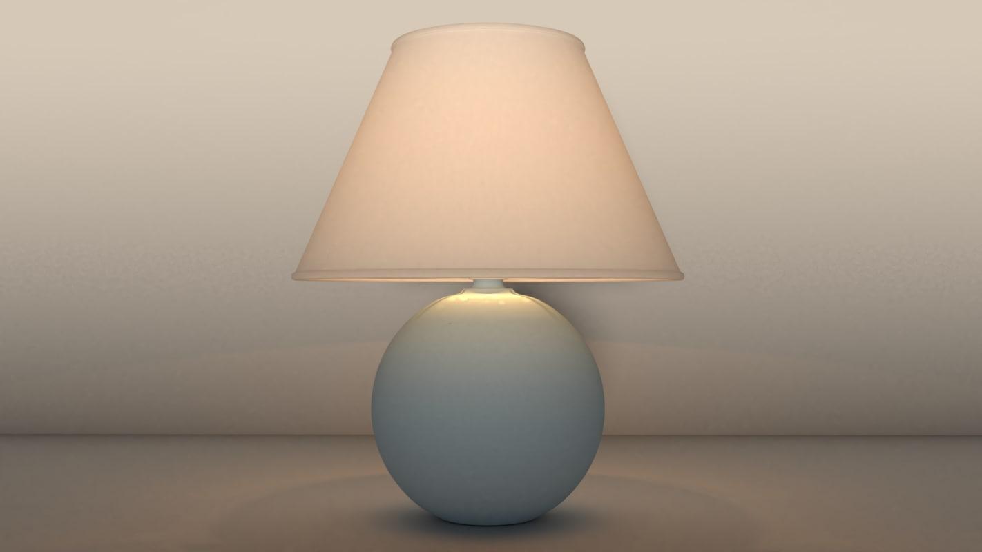 lamp bedside model