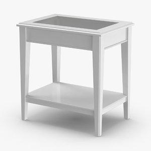 scandinavian-side-table 3D model