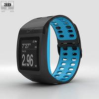 nike gps sportwatch 3D