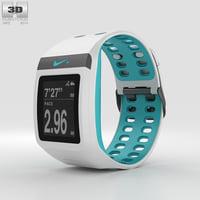 3D nike gps sportwatch