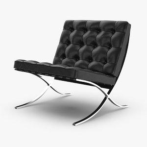 modern-chair 3D model