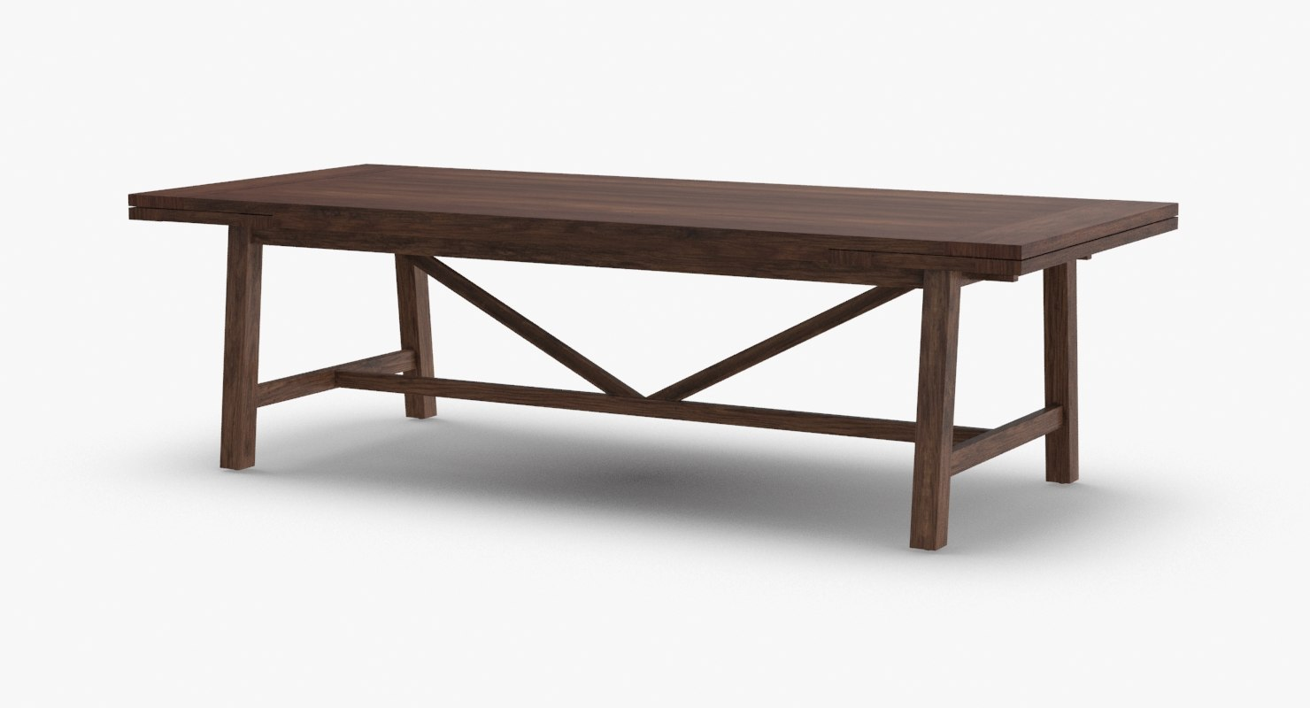 contemporary-dining-table model
