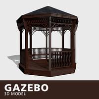3D gazebo model