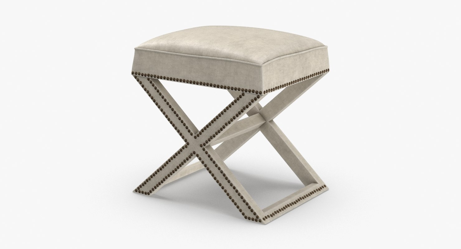 transitional-stool 3D