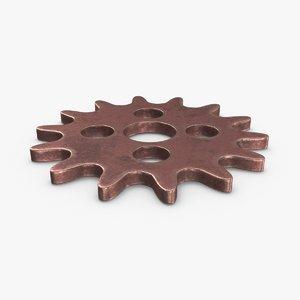vintage-gears---gear-3 3D model