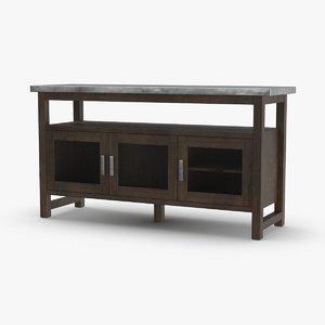 contemporary-sideboard model
