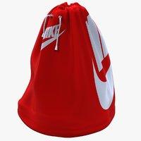 red bag 3D model