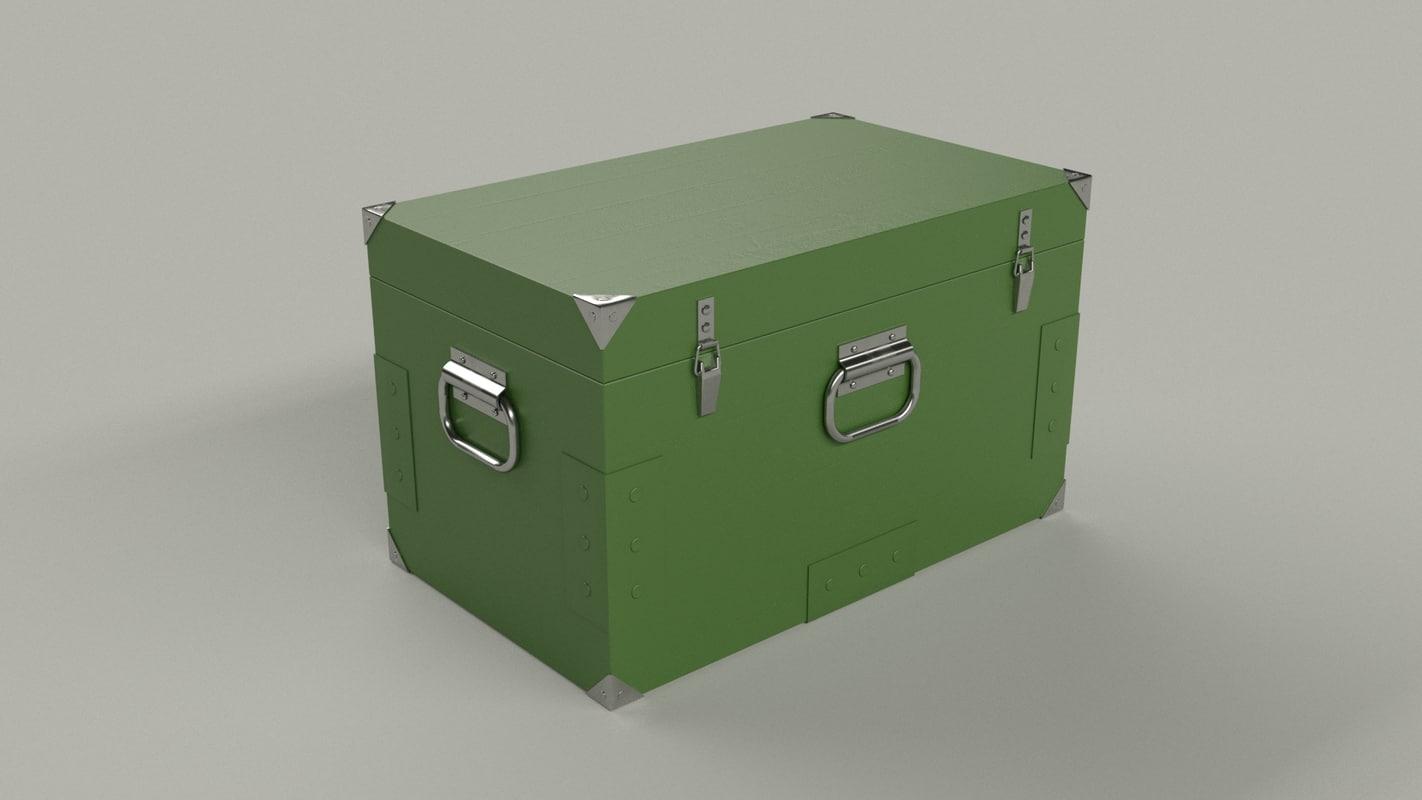 army box 3D