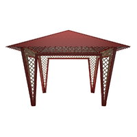 terrace wood 3D