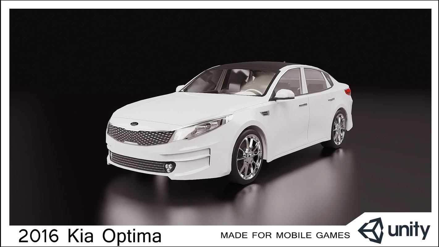 3D model car mobile games