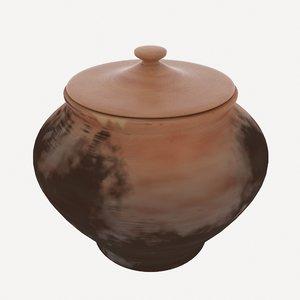 3D pot 2