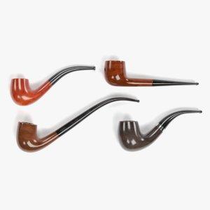 smoking pipes 3D