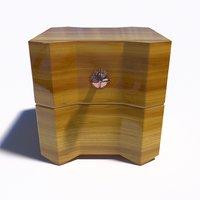 3D wooden