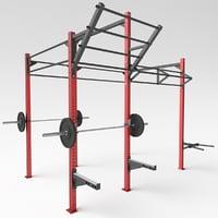 Fitness Rack