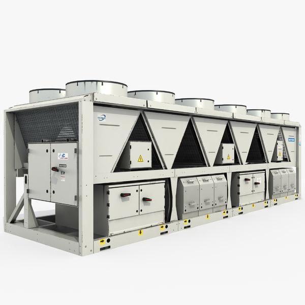 industrial hvac unit ac model
