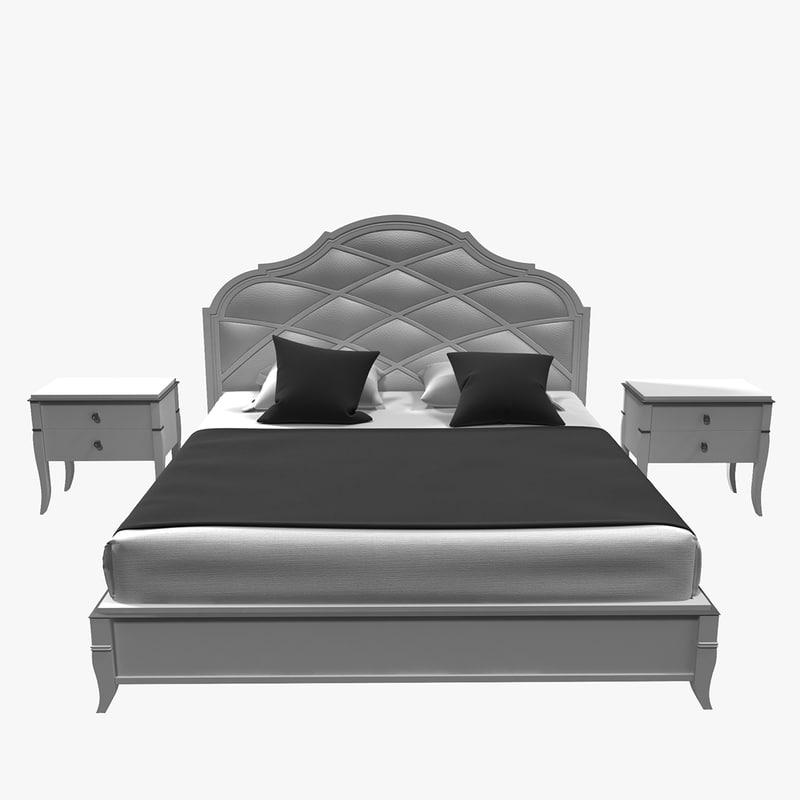 bed monrabal chirivella 3D