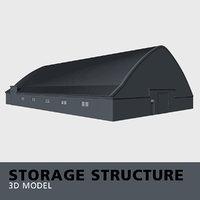 storage structure 3D