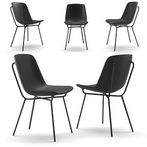 3D chair rochebobois