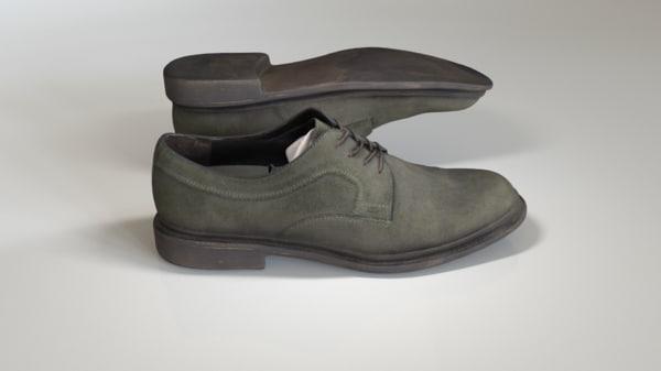 aston grey oxford dress model