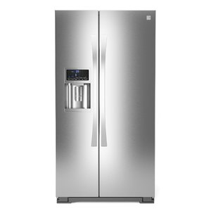 3D model refrigerator kenmore