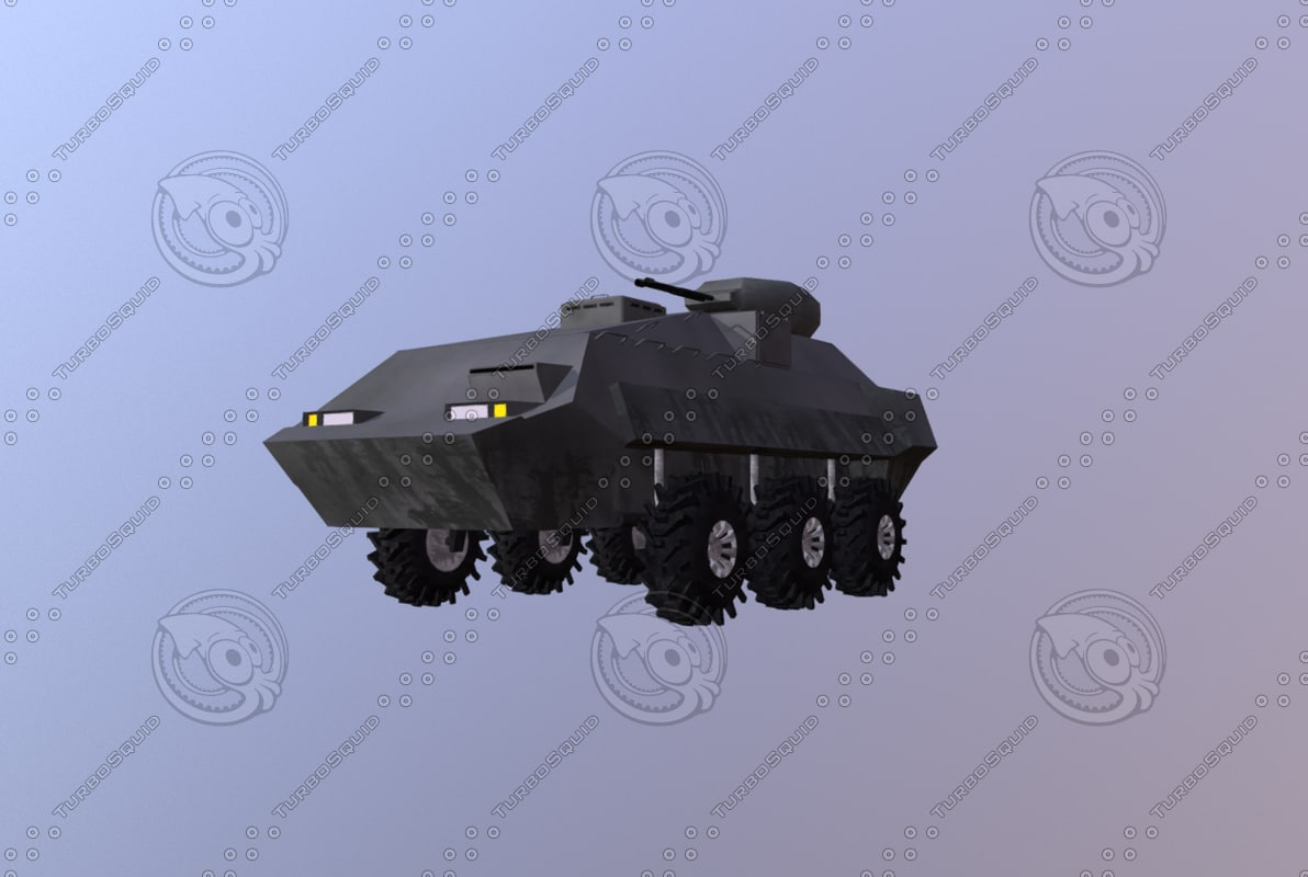 3D armored