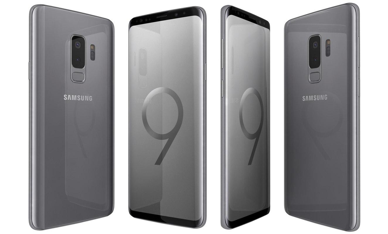 samsung s9 plus titanium