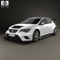 3D seat leon cup