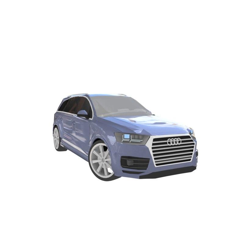 3D car clean