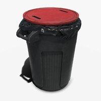 ready waste bin 3D