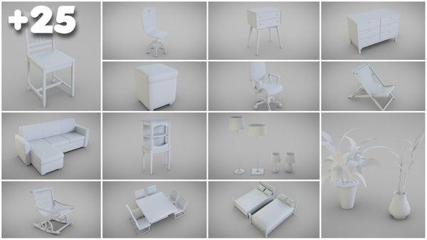 3D basic pack