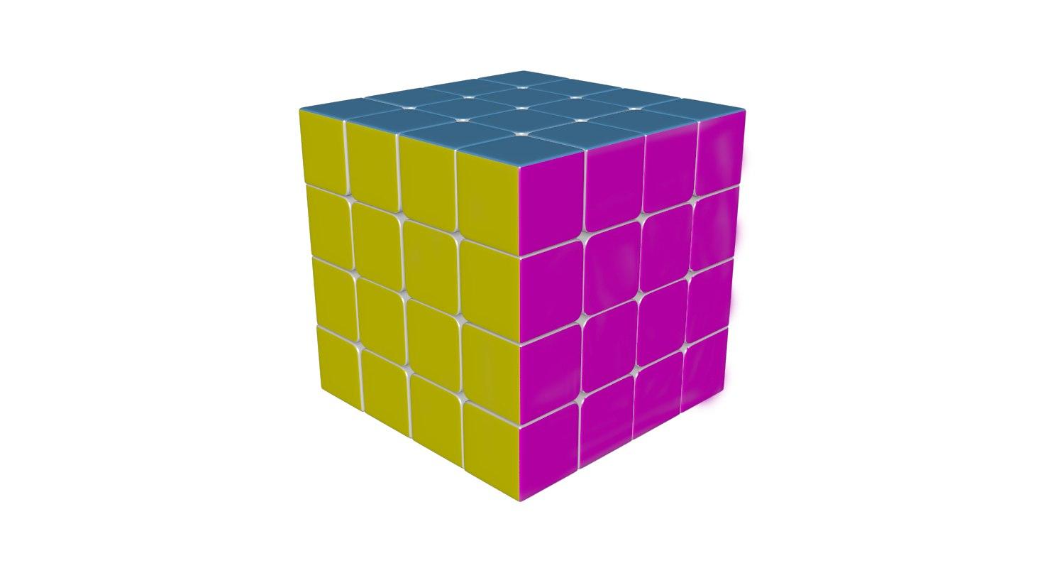magic cube 3D
