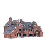 english brick house 3D