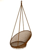 Hammock Hanging Chair Macrame Swing