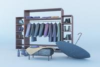 coat stand model