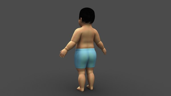 body fat health 3D