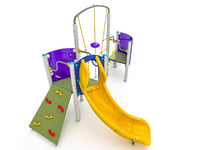 kompan playground model