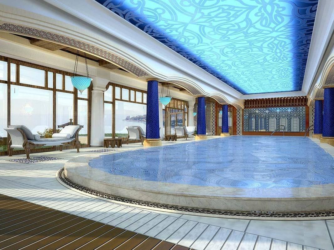 Swimming Pool Interior 02