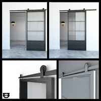 Metal Sliding door